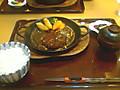 Hamburg_steak_teisyoku