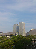Makuhari_twin_tower