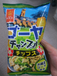 Goya_tyanpuru_chips