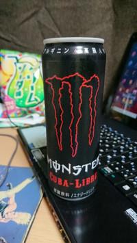 Monster_cuba_libre